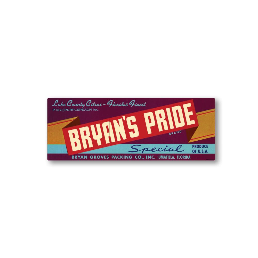 Bayan's Pride