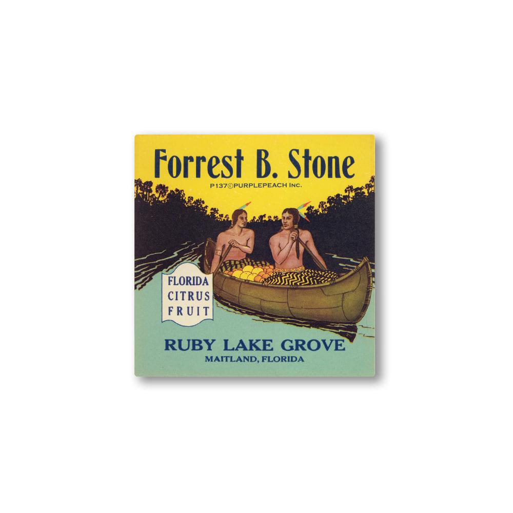 Forrest B.stone