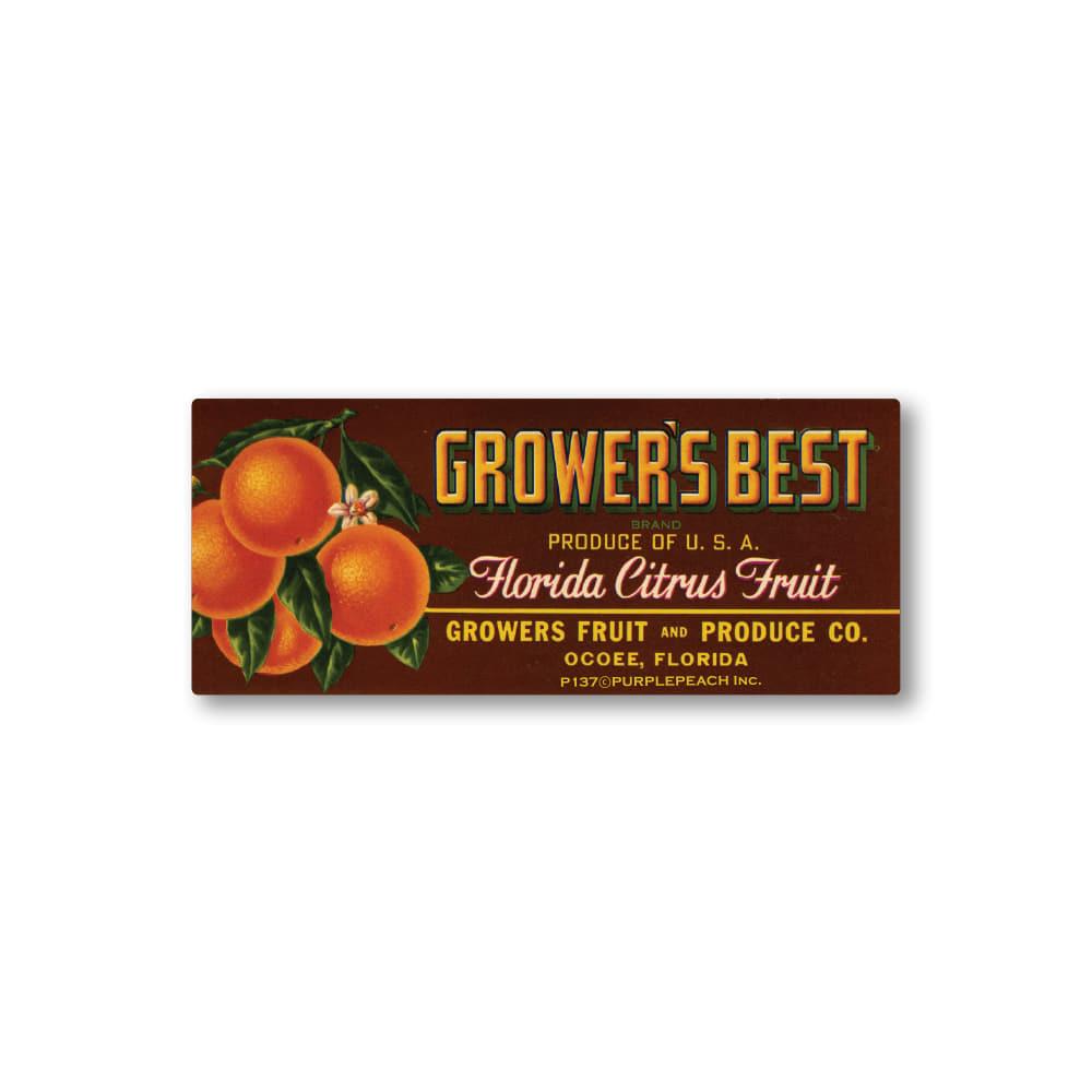 Grower's best
