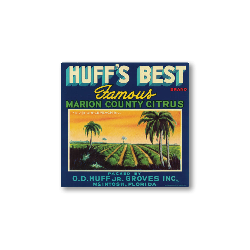 Huff's Best