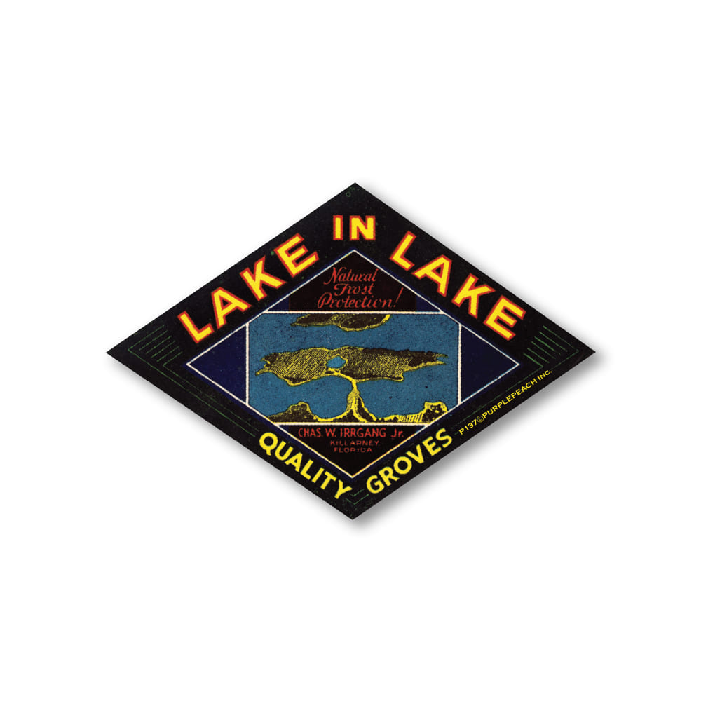 Lake in Lake