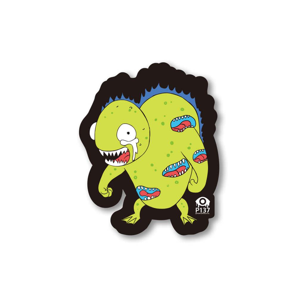 초록 몬스터 Green monster