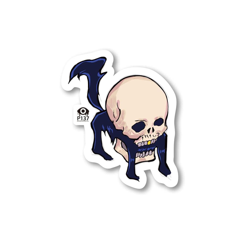 해골 유령 Skull Ghost